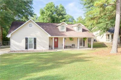 Lee County Single Family Home For Sale: 173 Lee Road 959