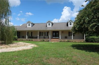 Lafayette Single Family Home For Sale: 2470 County Road 27