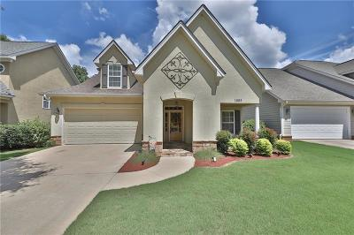 Auburn Single Family Home For Sale: 1863 Coopers Pond Road
