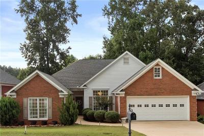 Auburn Single Family Home For Sale: 1753 Post Oak Court