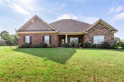 Salem Single Family Home For Sale: 208 Lee Road 2153