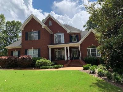 Auburn Single Family Home For Sale: 1753 Covington Ridge