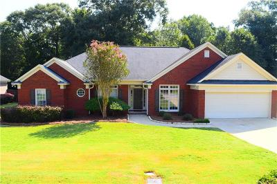 Smith Station Single Family Home For Sale: 35 Lee Road 2118