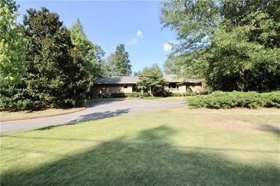 Auburn Single Family Home For Sale: 775 Moores Mill Road