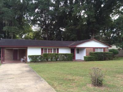 Selma Single Family Home For Sale: 204 Valley Creek Circle