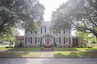 Selma Single Family Home For Sale: 601 Mabry Street