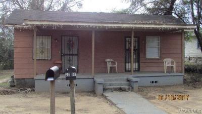 Selma Single Family Home For Sale: 2030 A/B 2nd Avenue #2