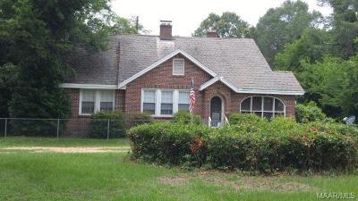Selma Single Family Home For Sale: 2104 W. Dallas