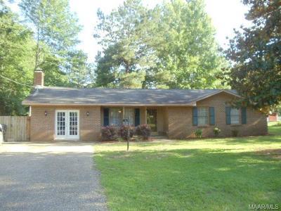 Selma Single Family Home For Sale: 321 Plum Road