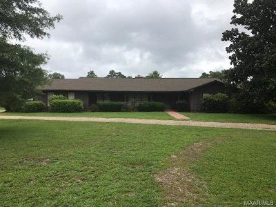 Selma Single Family Home For Sale: 1150 County Road 44