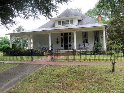 Selma Single Family Home For Sale: 621 Mabry Street