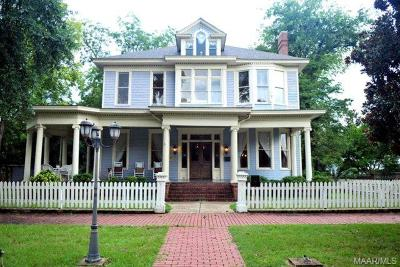 Selma Single Family Home For Sale: 609 Tremont Street