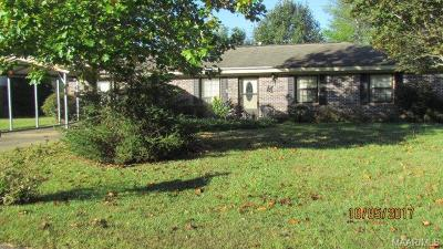 Selma Single Family Home For Sale: 219 Ramsey Drive