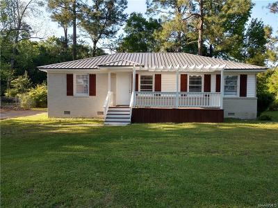 Selma Single Family Home For Sale: 423 Battery Avenue