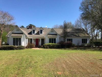 Selma Single Family Home For Sale: 16 Deerfield Drive