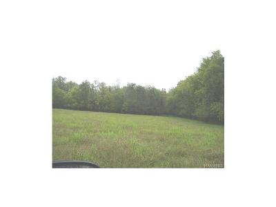 Residential Lots & Land For Sale: 1855 Snowdoun Chambers Road