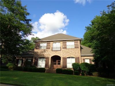 Prattville Single Family Home For Sale: 129 E Poplar Street