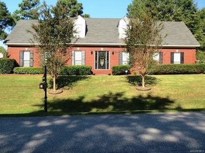 Wetumpka Single Family Home For Sale: 150 Hickory Place