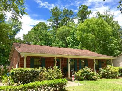 Millbrook Single Family Home For Sale: 2411 Ellen Lane