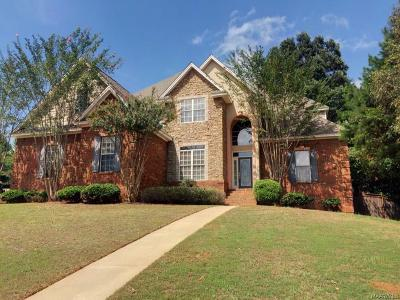 Prattville AL Single Family Home For Sale: $279,900