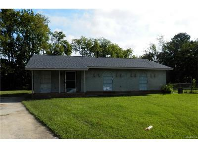 Montgomery AL Single Family Home For Sale: $63,900