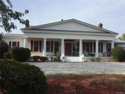Millbrook Single Family Home For Sale: 5821 Main Street