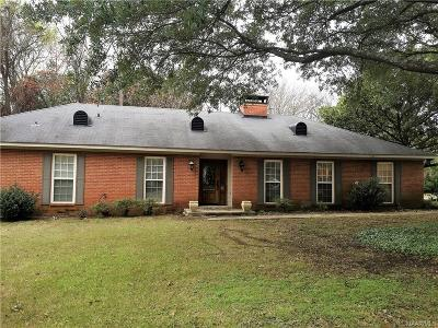 McGehee Estates Single Family Home For Sale: 2414 Belcher Drive