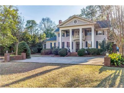 Montgomery Single Family Home For Sale: 1138 Woodley Road