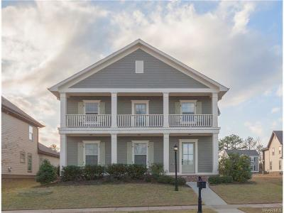 Prattville Single Family Home For Sale: 2450 Eastwood Boulevard