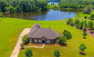 Ridge Water Single Family Home For Sale: 40 Ridge Water Cove