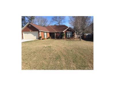 Millbrook Single Family Home For Sale: 105 Homewood Court