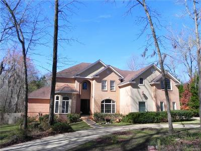 Pike Road Single Family Home For Sale: 8390 Timber Creek Drive