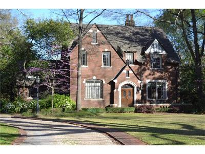 Montgomery Single Family Home For Sale: 3147 Thomas Avenue