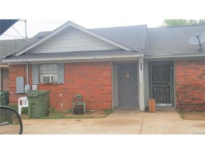 Montgomery Single Family Home For Sale: 661 N Pass Road