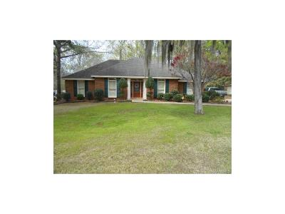 Montgomery Single Family Home For Sale: 4438 Bell Chase Drive