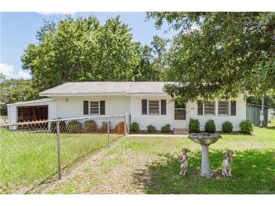 Prattville Single Family Home For Sale: 727 Ruth Street