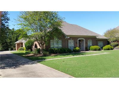 Montgomery Single Family Home For Sale: 8148 Wynlakes Boulevard