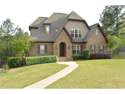 Wetumpka Single Family Home For Sale: 204 Brookhaven Trail