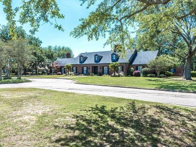 Montgomery Single Family Home For Sale: 1812 Beauvoir Lake Drive