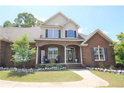 Prattville Single Family Home For Sale: 705 Belle Maison Drive