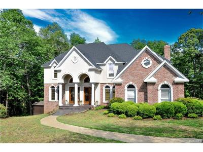 Prattville Single Family Home For Sale: 809 Mountain Lake Court