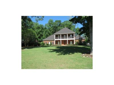Montgomery Single Family Home For Sale: 7530 Wynford Circle