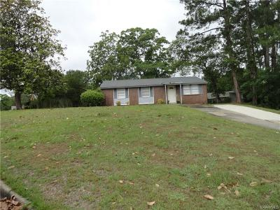 Montgomery Single Family Home For Sale: 1138 Noremac Road