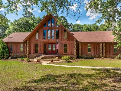 Prattville Single Family Home For Sale: 214 Deerwood Drive