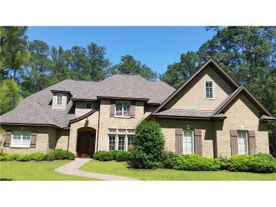 Montgomery Single Family Home For Sale: 643 Horseshoe Curve