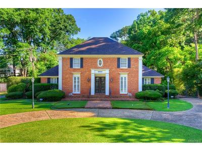 Montgomery Single Family Home For Sale: 1235 Primrose Lane