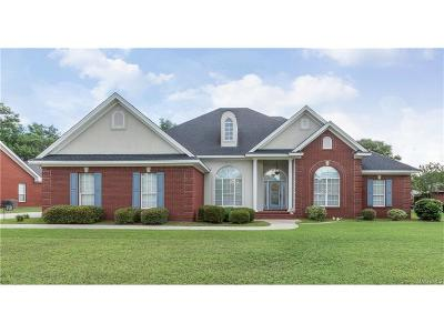 Prattville Single Family Home For Sale: 135 Shady Oak Lane