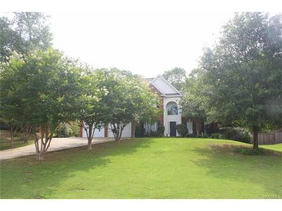 Millbrook Single Family Home For Sale: 111 Pine Mountain Court
