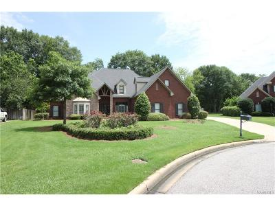 Montgomery Single Family Home For Sale: 6257 Monticello Court
