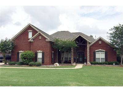 Montgomery Single Family Home For Sale: 8464 Rockbridge Circle